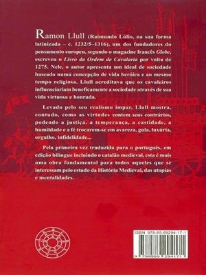 O Livro da Ordem de Cavalaria