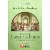 CURSO DE FILOSOFIA DO DIREITO